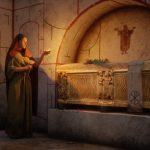 enterramiento paleocristiano